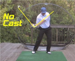 Swing Speed No Cast